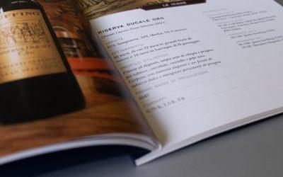 Catalogo in Brossura